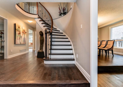 Foyer - Home Staging - Whitby