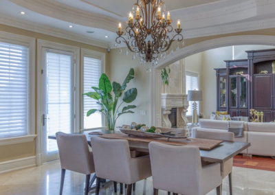 kitchen Luxury home staging Whitby