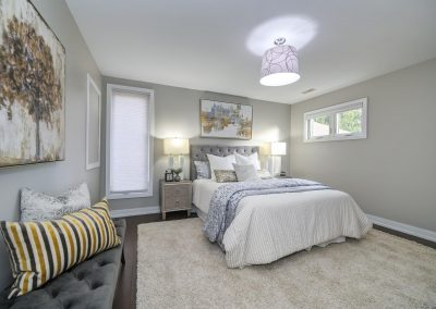 Guest Suite - home staging - Ajax